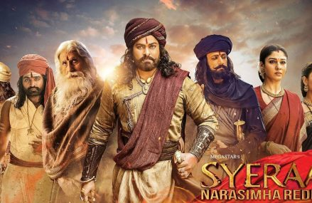 Megastar Chiranjeevi's Sye Raa Narasimha Reddy Full Movie Download, Songs, And Lyrics